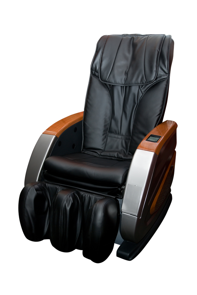 an image of a massage chair