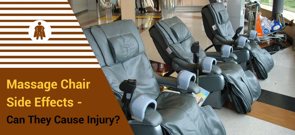 some massage chairs with remotes