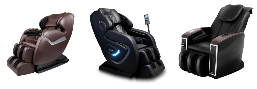 three massage chairs images to take a look