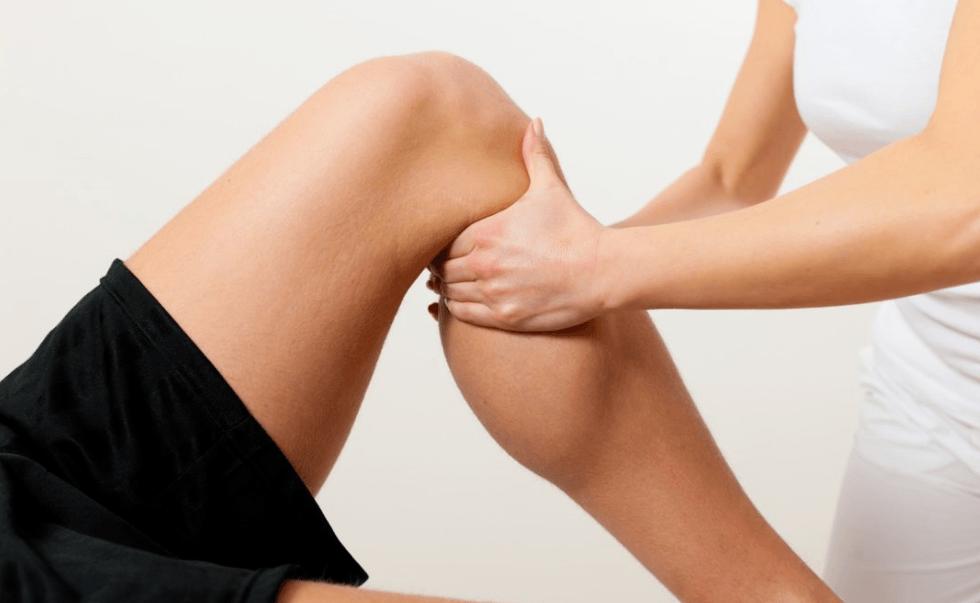 sport massage for men muscle