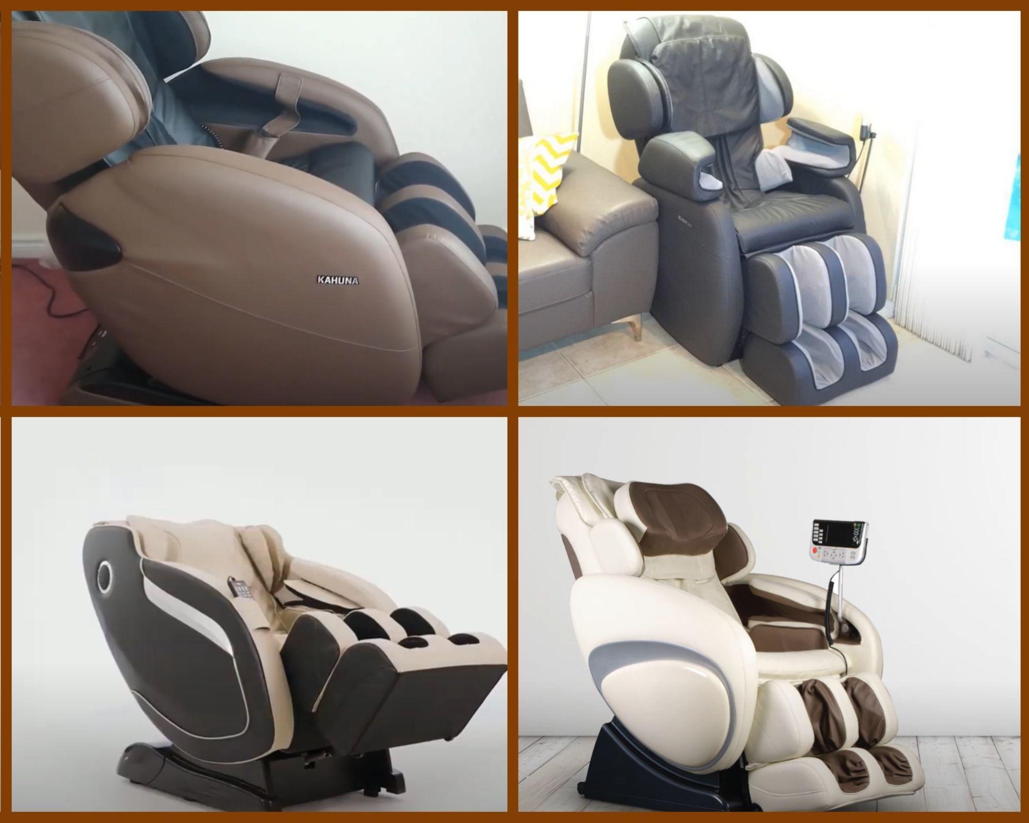 Mid range massage Chairs