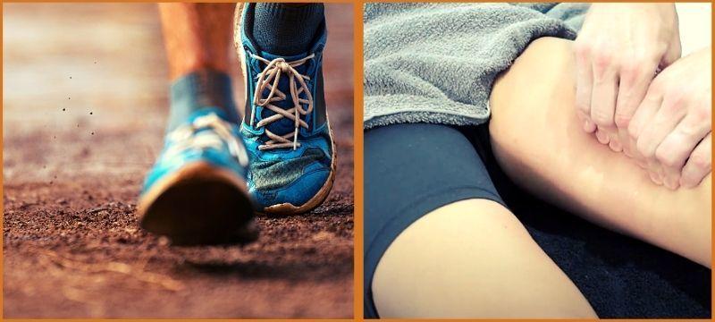 deep tissue massage for runner