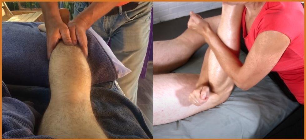 deep tissue massage and sports massage comparison