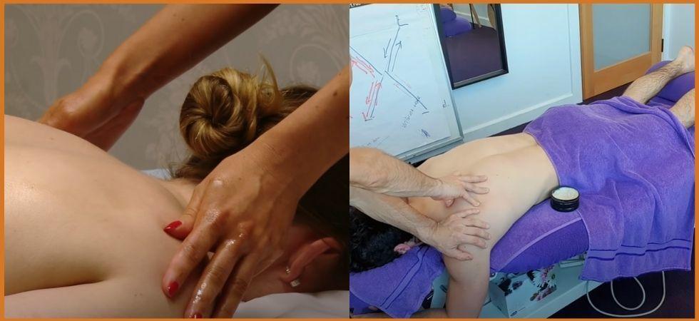 Swedish Massage vs Deep Tissue Massage comparison