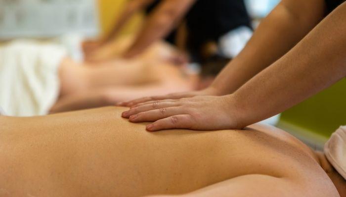 Swedish Massage for man