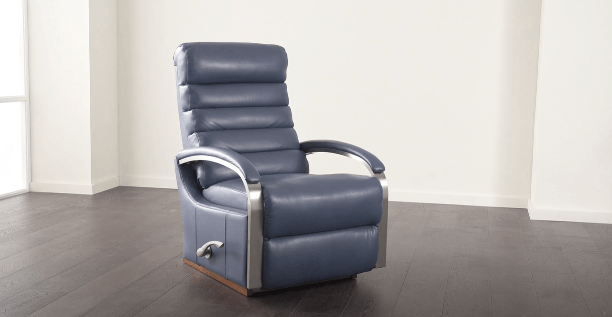 A massage chair in the room