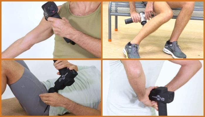 benefits of massage gun